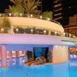 Golden Nugget Las Vegas swimming pool
