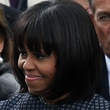 Barack Obama, Michelle Obama, inauguration, January 2013