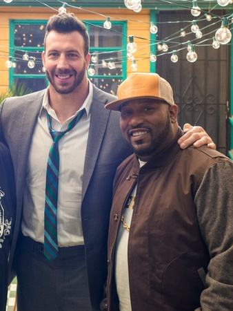Houston is Hip, December 2012, Chris Shepherd, Connor Barwin, Bun B