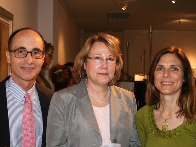 30 Musiqa Passport benefit gala May 2013 Paula Schlesinger and Alan Schlesinger and Wanda Harding