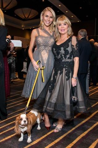 Lindsey Love and Brenda Love/CAP Gala