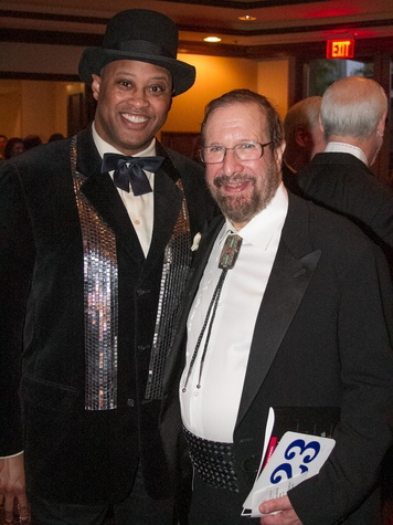 Austin Opera Serenata Wine Dinner & Auction William Jackson Andrew Heller