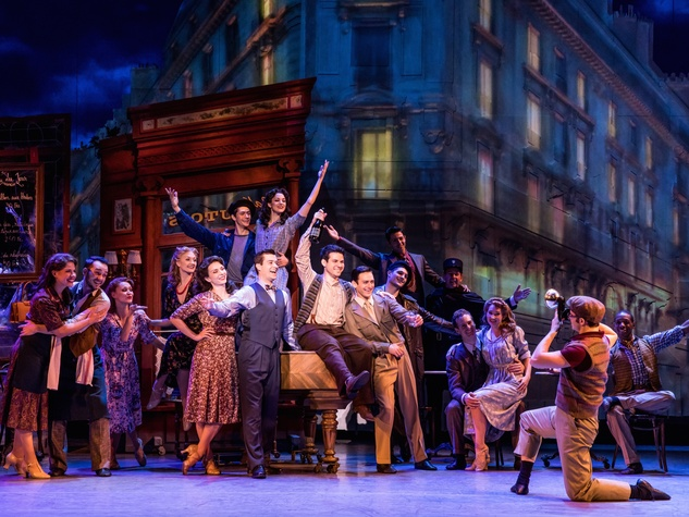 An American in Paris touring company production
