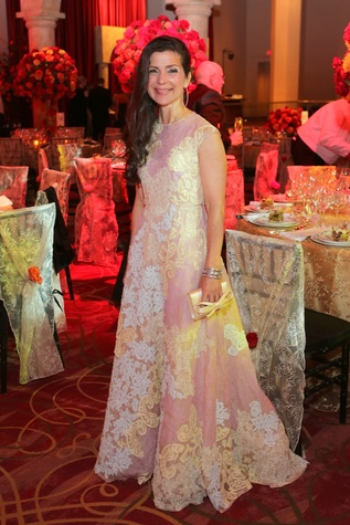 9195 Cynthia Petrello wearing Monique Lhuillier Best Houston Grand Opera HGO gala gowns April 2015