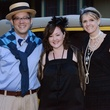 Erik Yang, Rebecca Eldredge, Leigh Parks, history with a twist