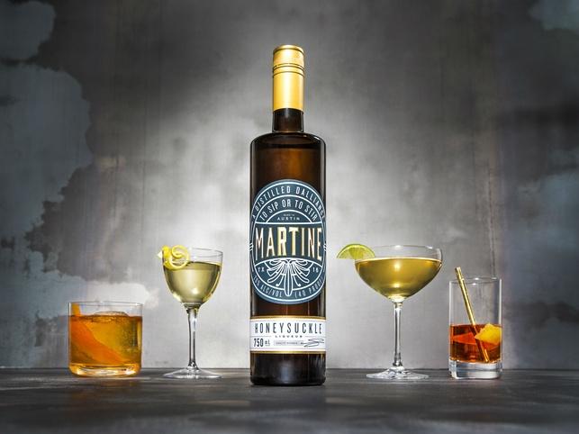 Martine Honeysuckle Liqueur