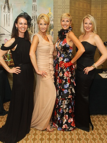 News_Stages Repertory Theater Gala_March 2012_Beth Muecke_Becky Allen_Jerri Moore_Libby Cagle