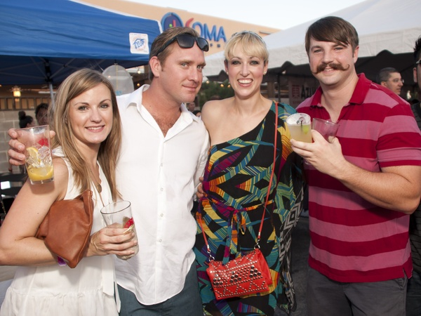002_Azumapalooza, July 2012, Katherine Byrum, William Wright, Vivian Stauss, Charlie Wise