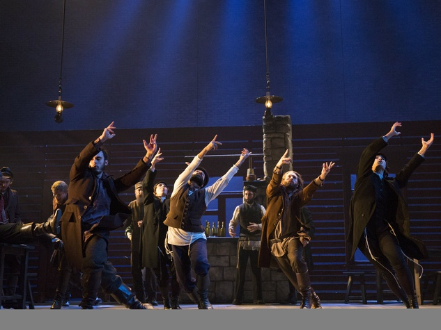 Fiddler on the Roof on Broadway