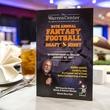 The Warren Center Fantasy Football Draft Night 2017