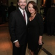 Stuart and Gaye Lynn Zarrow at the Knowledge Arts Foundation dinner November 2013