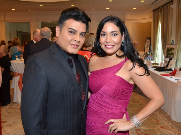 Leukemia Man and Women of Year finale, June 2012, Edward Sanchez, Enid Sanchez
