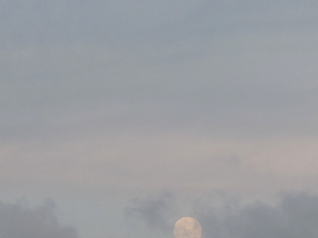 9. Katie Oxford sunsets August 2014 Super Moon Rising