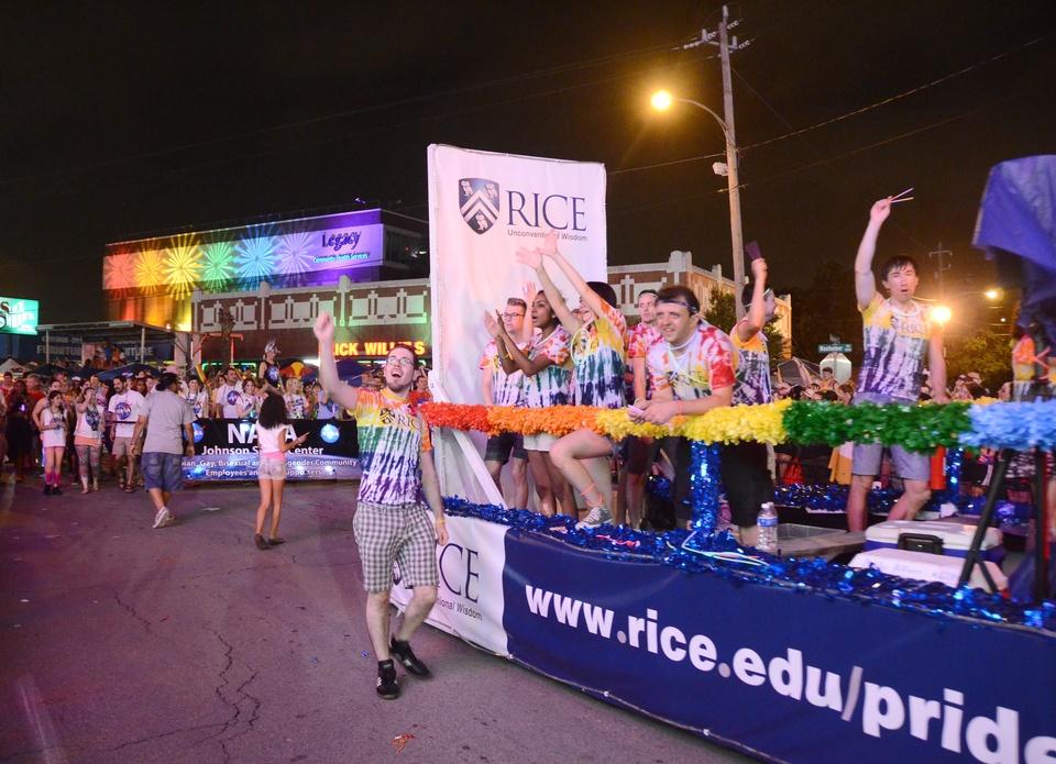 9 Pride Parade Houston June 2014
