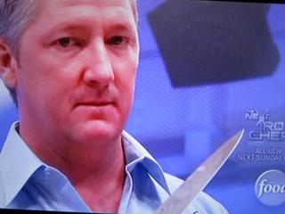 Tim Love, Next Iron Chef