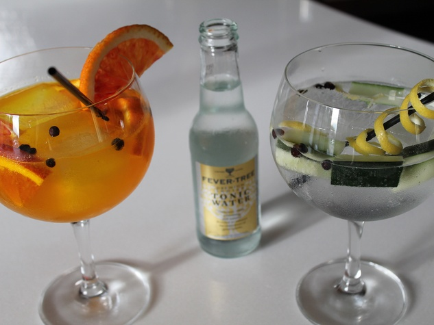 National Gin Day BCN Taste & Tradition Gin and Tonic