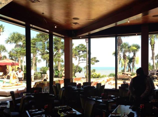 San Luis Resort Convention Center Galveston Grotto
