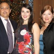 Chris, Caroline and Tracey Frattaroli, DSOL debs holiday party