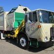 art recycling trucks August 2014