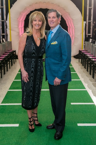Mary John Eads/NFL wives