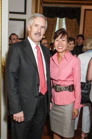 SEARCH Picnic in the Park 2015 Chip Johnson and Thao Costis