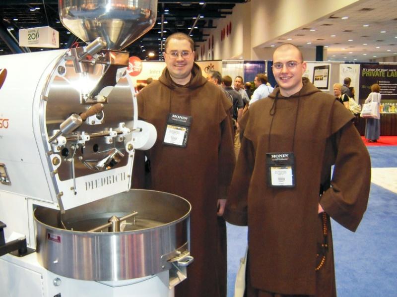 mystic monk coffee case study