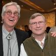 Claude Albritton, Kevin Vogel, MAC kick off party