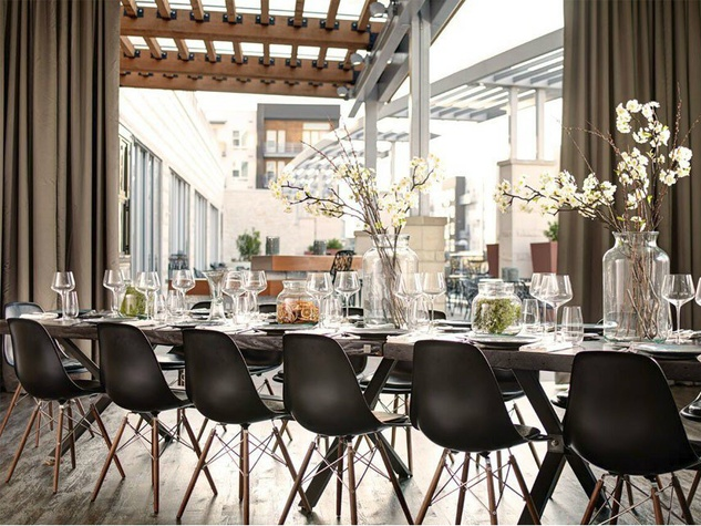 Archer Hotel Domain Northside Austin wedding