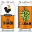 Four Corners Brewing El Chingon cans