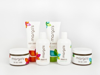 Margo's Bath and Body products