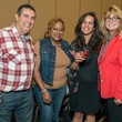 Mike Lalumia, Brenda Powell, Nancy Lalumia, Brenda Anderson at HEB Primo Picks party
