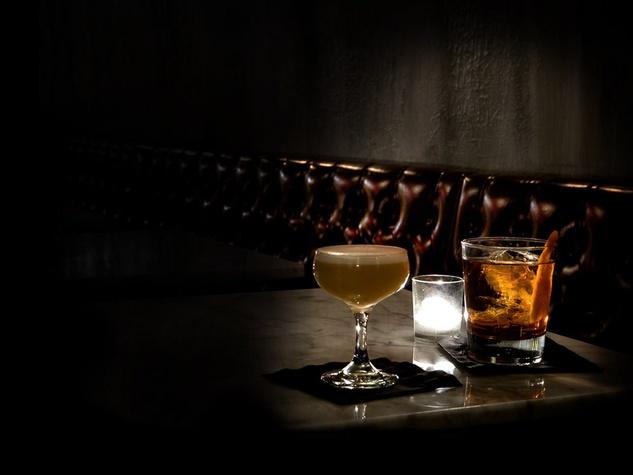 cocktails, bar, drinks
