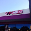 7 La Crawfish at Greenway Plaza January 2014 outdoor sign