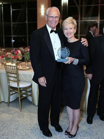 Tom and Suzy Rhodes, Flora Award