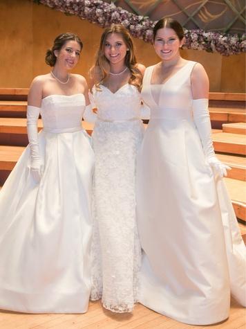 Georgia Ryan Tyler, Allison Rogers, and Natalie Monger