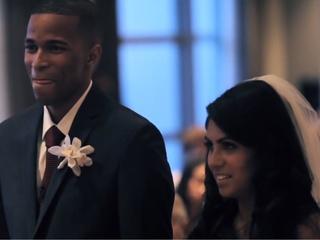 Dallas couple's surprise wedding