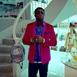 Gucci Mane in Nonchalant video at Theresa Roemer house