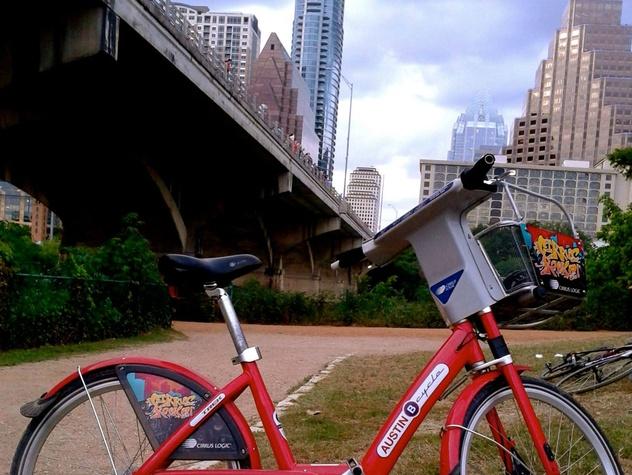 Austin B-cycle