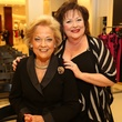 11 Sharon Graham, left, and Charity Yarborough at Saks' Key to the Cure October 2013