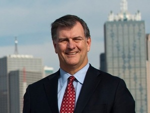 Dallas Mayor Mike Rawlings