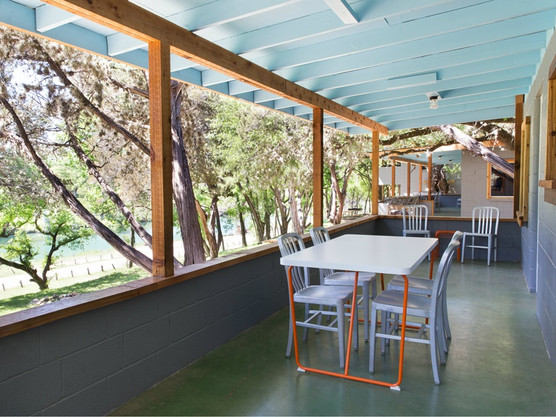 7A Resort Outdoor Space