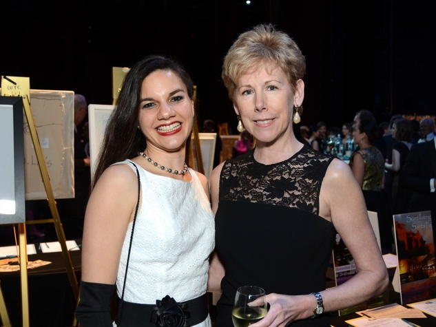23, Mercury Gala, March 2013, Deborah, Carol Mohrman