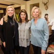 8 Alyce Alston party April 2013 Ava Late, Laura Gottesman and Sally Brown
