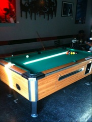 Austin_photo: places_drinks_st roch's bar_pool table