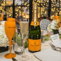 Veuve Clicquot tasting dinner at bistro 31