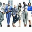 David Peck uniforms for JW Marriott employees