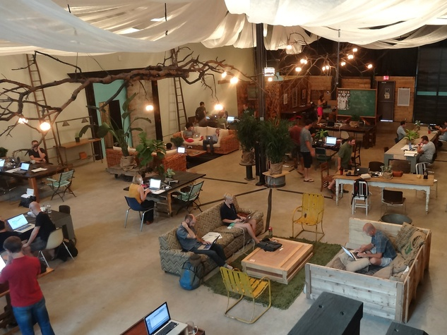 A Comprehensive Guide To The Best Coworking Spaces In Austin Culturemap Austin
