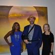 News, Shelby, Texas Contemporary opening, Sept. 2014,  Darian Ward, Bill Arning, Mary Melbert