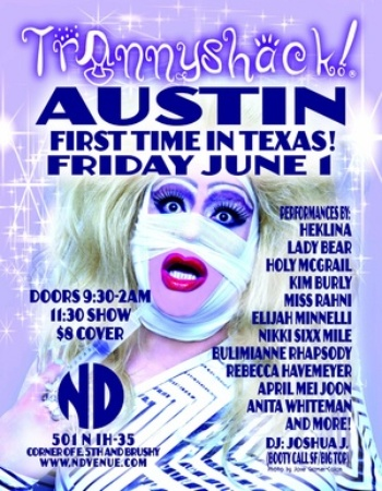 Austin photo: Events_Trannyshack_Poster
