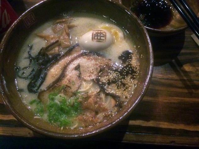 Ramen Jin food 2